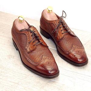 Allen Edmonds LEIDEN 8.5 D * new AE Shoe Bags